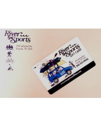 Riversports Gift Card-$25