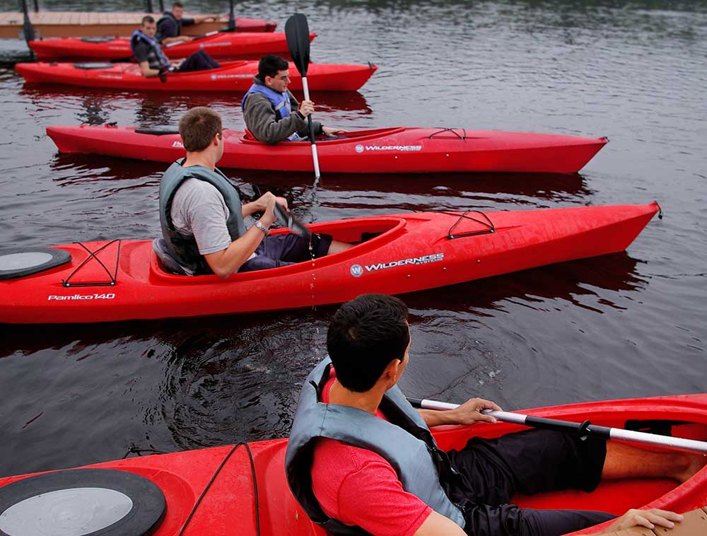 River Sports Outfitters - Kayak Rentals